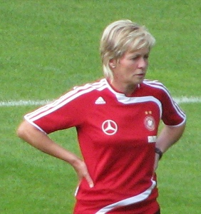 Coach Silvia Neid