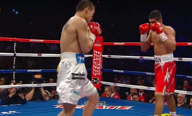 Armir Khan vs. Marcos Rene Maidana