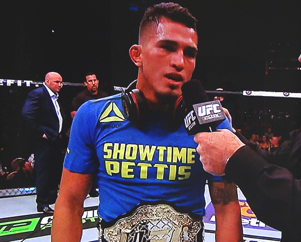 Anthony Showtime Pettis