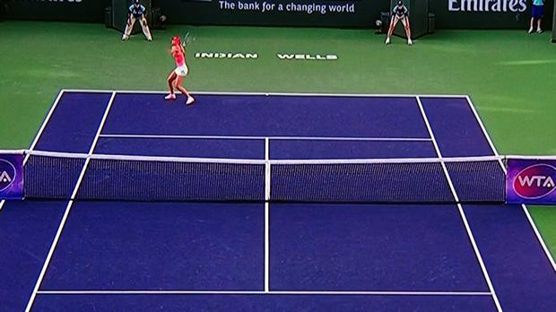 Indian Wells Women's Champions