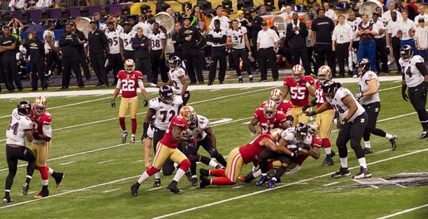 NFL Super Bowl 47