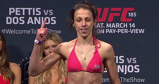 UFC Strawweight Champion Joanna Jedrzejczyk