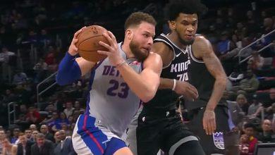 NBA Basketball Player Blake Griffin