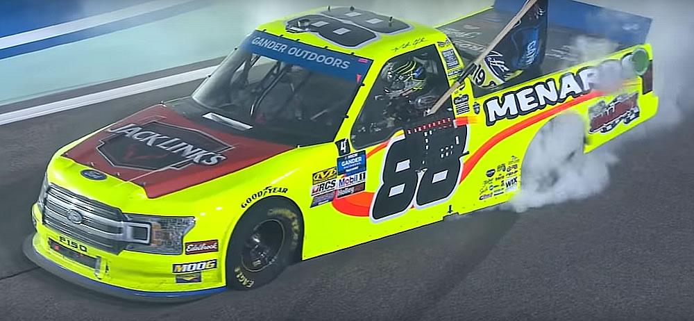NASCAR Gander Outdoors Truck Champions