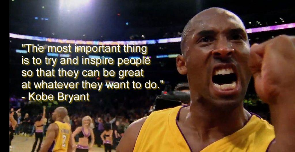 Top Kobe Bryant Quote