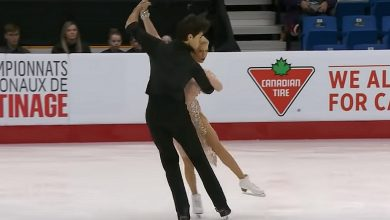 Canadian Ice Dancing Champions